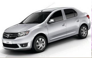 Dacia Logan 2015