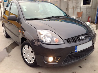 Ford Fiesta 2008 Automatic